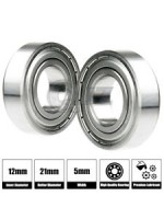 Ball Bearing, 21mm x 12mm x 5mm