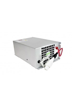 Laser Power Supply 80W 120/220VAC (Chrome with diagnostics display)