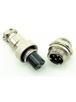 CW-XX00 Safety Interlock Connector, 4-pin