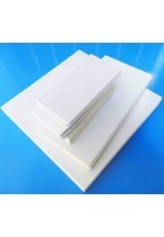 High Impact Polymer Plastic Sheet - White 3mm
