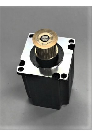 Stepper Motor Gear Pulley